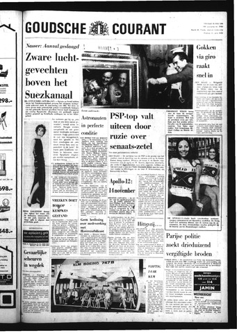 Goudsche Courant 1969-07-25