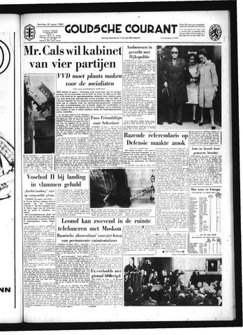 Goudsche Courant 1965-03-20
