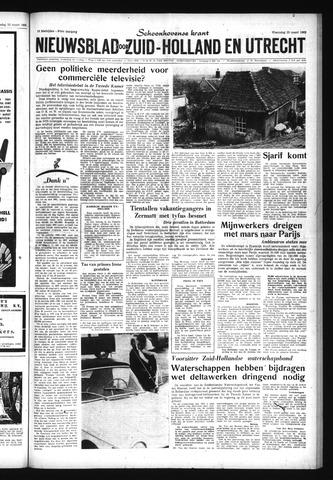 Schoonhovensche Courant 1963-03-20