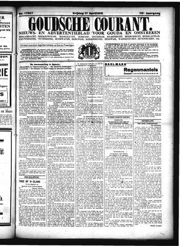Goudsche Courant 1931-04-17
