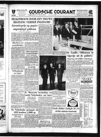 Goudsche Courant 1958-10-14