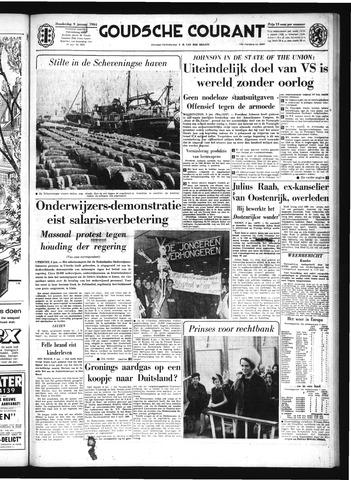 Goudsche Courant 1964-01-09