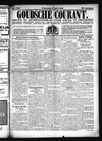 Goudsche Courant 1930-04-17