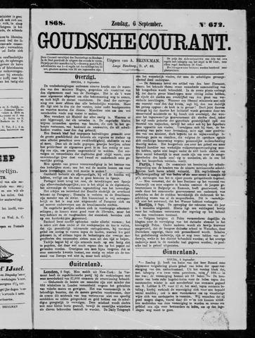 Goudsche Courant 1868-09-06