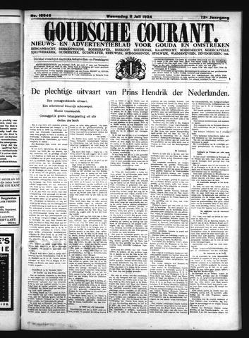 Goudsche Courant 1934-07-11