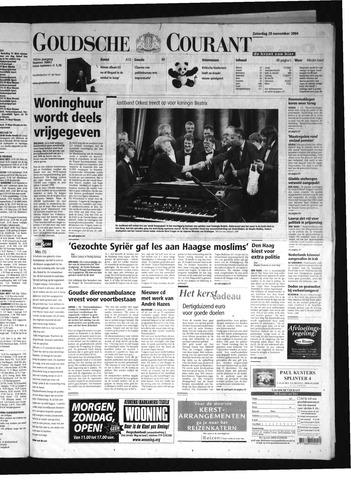 Goudsche Courant 2004-11-20
