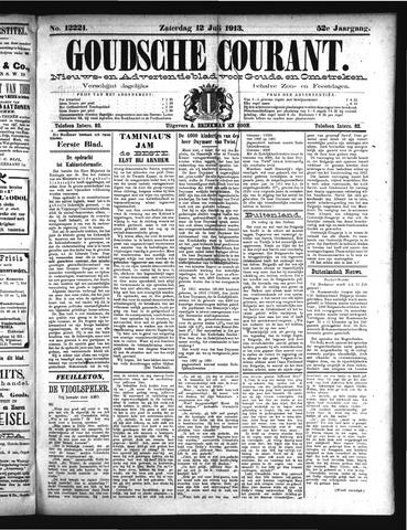 Goudsche Courant 1913-07-12