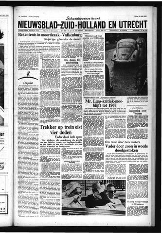 Schoonhovensche Courant 1965-07-23