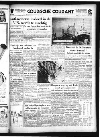 Goudsche Courant 1956-12-29
