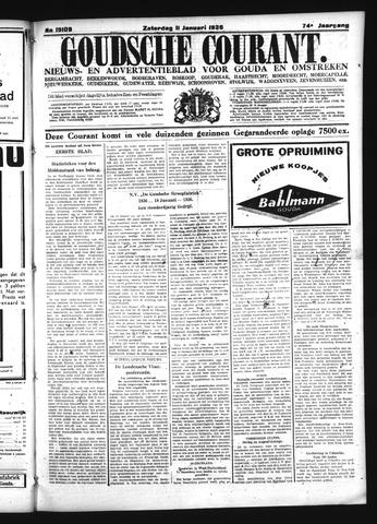 Goudsche Courant 1936-01-11