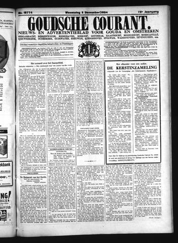 Goudsche Courant 1934-12-05