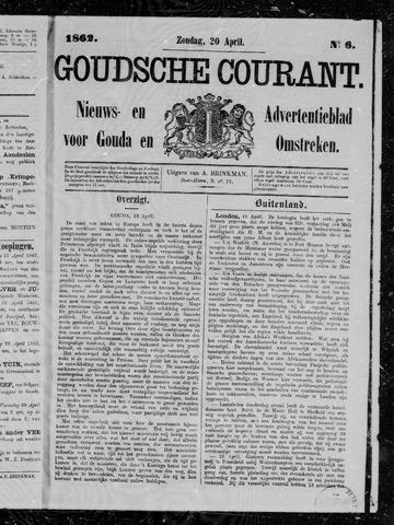 Goudsche Courant 1862-04-20