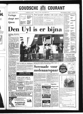 Goudsche Courant 1977-09-02