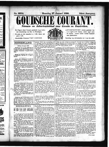 Goudsche Courant 1896-01-27