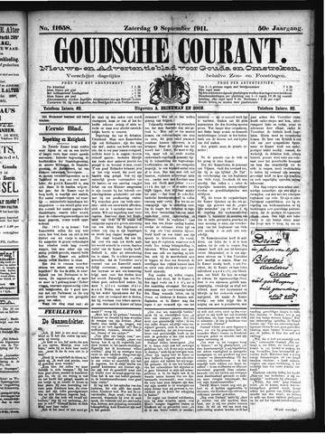 Goudsche Courant 1911-09-09
