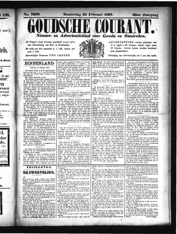 Goudsche Courant 1897-02-25