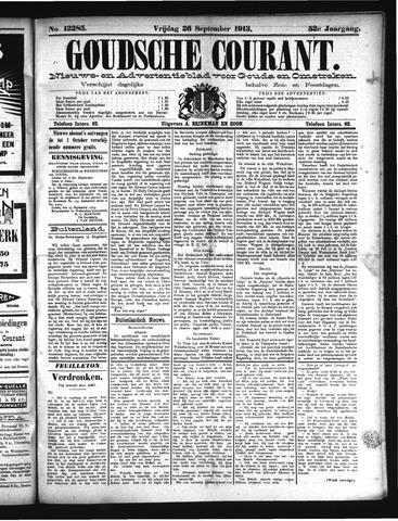 Goudsche Courant 1913-09-26