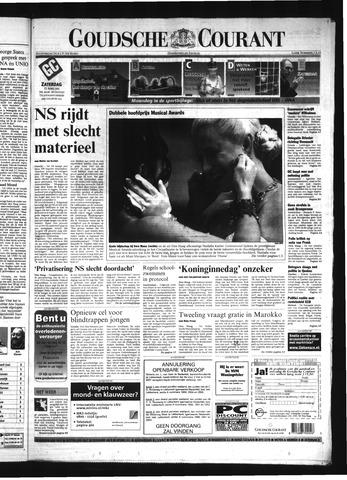 Goudsche Courant 2001-04-21