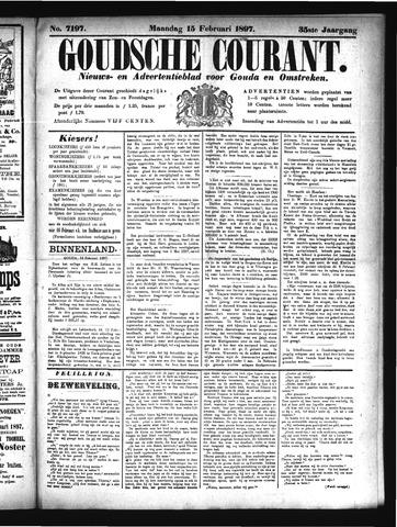 Goudsche Courant 1897-02-15