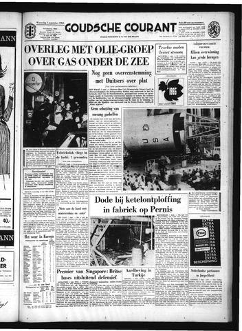 Goudsche Courant 1965-09-01