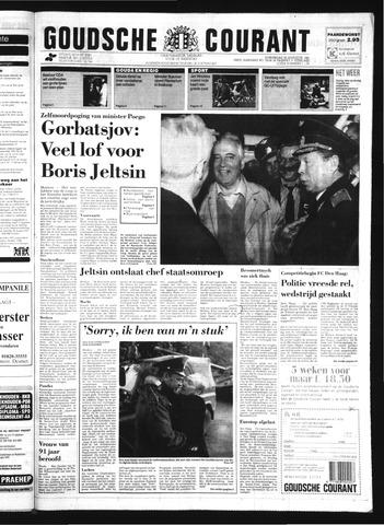 Goudsche Courant 1991-08-22
