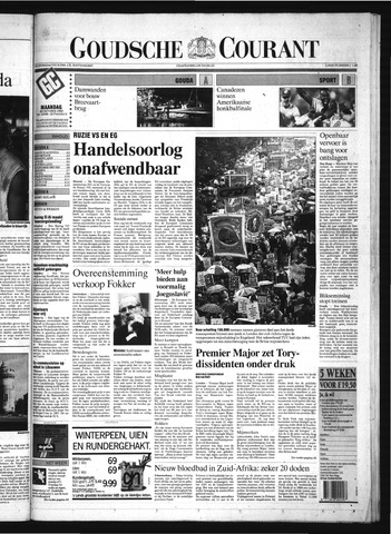 Goudsche Courant 1992-10-26