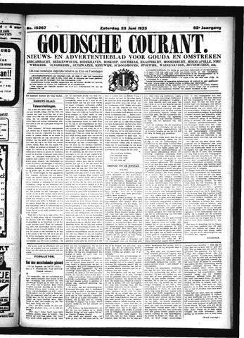 Goudsche Courant 1923-06-23