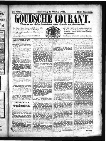 Goudsche Courant 1895-10-10