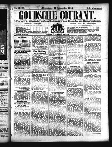 Goudsche Courant 1916-09-21