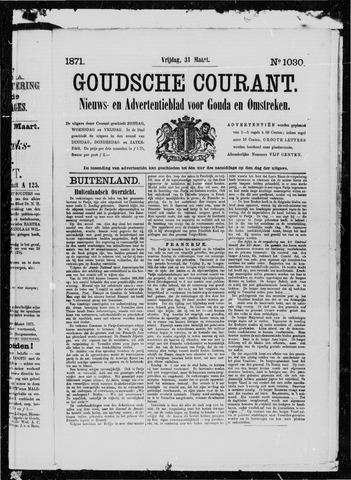 Goudsche Courant 1871-03-31