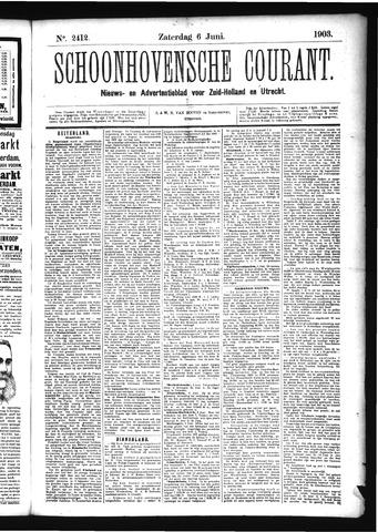 Schoonhovensche Courant 1903-06-06