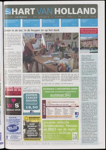 Hart van Holland - Editie Zuidplas 2014-07-30
