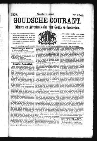 Goudsche Courant 1879-01-15
