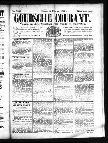 Goudsche Courant 1898-02-08