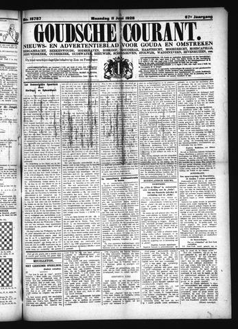Goudsche Courant 1928-06-11