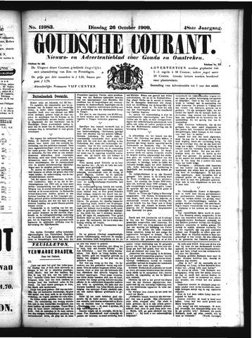 Goudsche Courant 1909-10-26