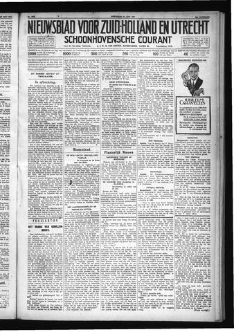 Schoonhovensche Courant 1931-06-24