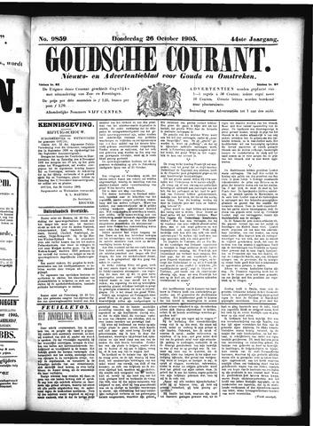 Goudsche Courant 1905-10-26