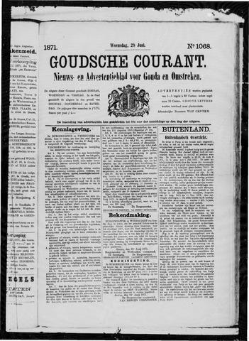 Goudsche Courant 1871-06-28