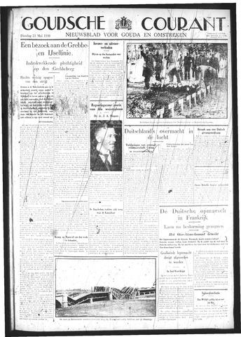 Goudsche Courant 1940-05-21