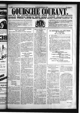 Goudsche Courant 1938-01-20