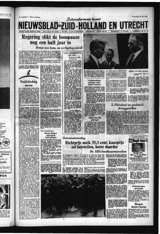 Schoonhovensche Courant 1968-05-29