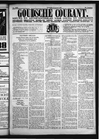 Goudsche Courant 1938-01-19