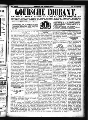 Goudsche Courant 1925-10-26