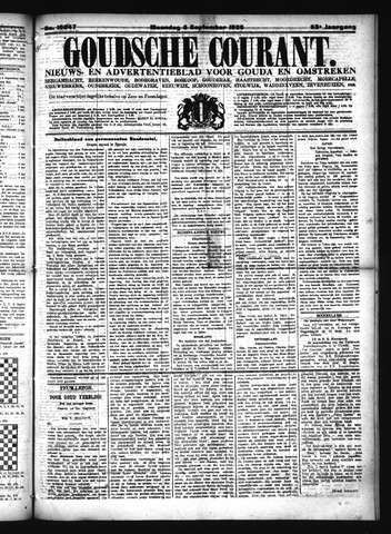 Goudsche Courant 1926-09-06