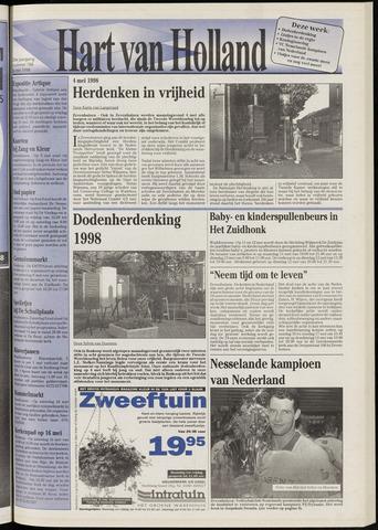 Hart van Holland 1998-05-06