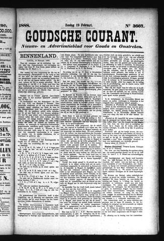 Goudsche Courant 1888-02-19