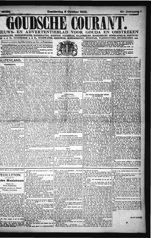 Goudsche Courant 1922-10-05