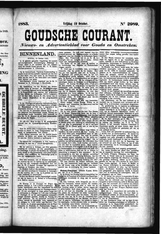 Goudsche Courant 1883-10-19