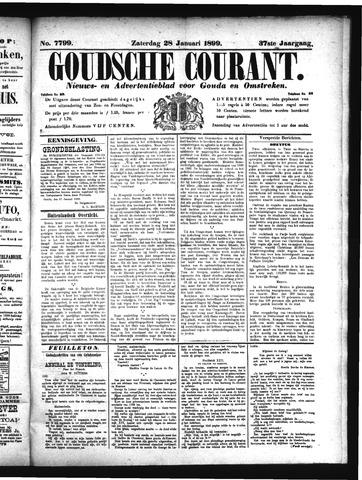 Goudsche Courant 1899-01-28